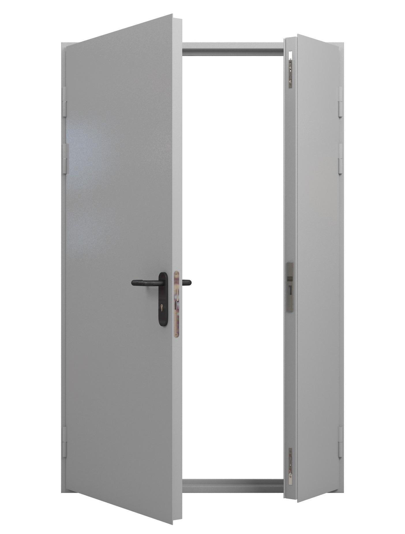двери металлические для технических помещений люберцы