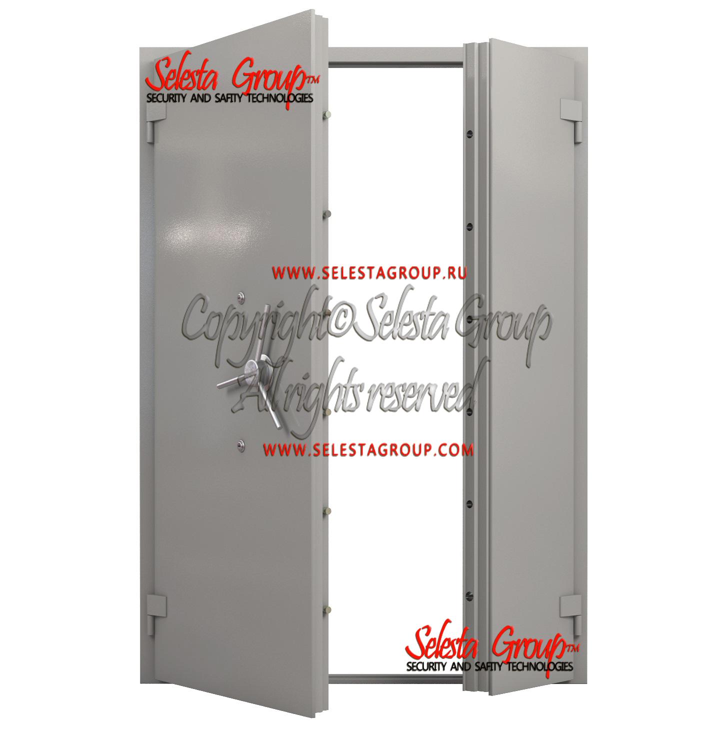 металлические двери 3 класса по взломо